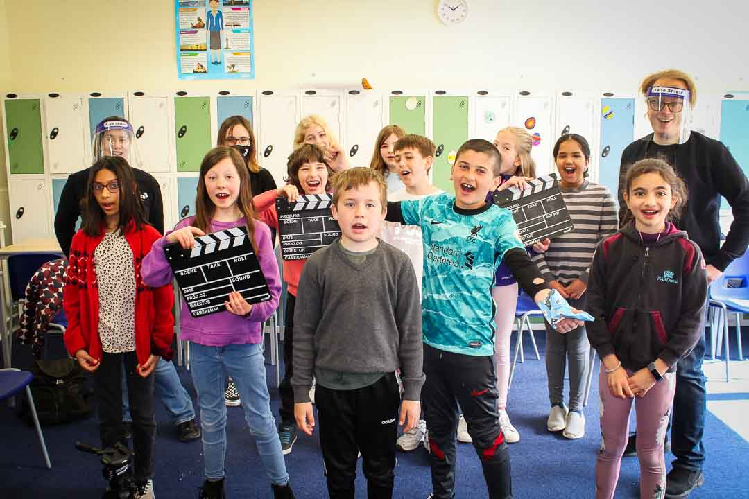 Sparks Movie Making Camps for Kids