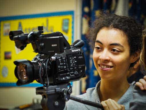 Summer Camps for Teenagers Young Filmmakers