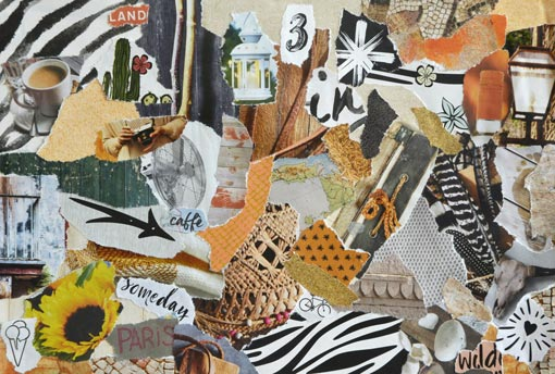 Visual Literacy - Build a Collage